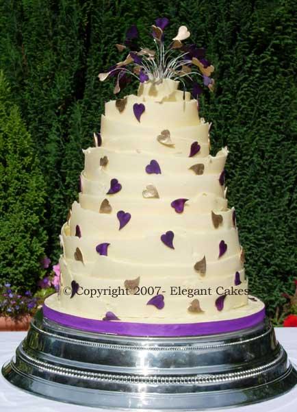 Wedding Cake Gallery - Chloe