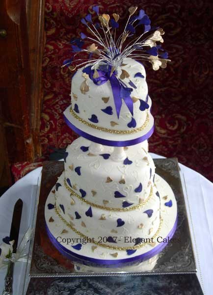 Wedding Cake Gallery - Lynette