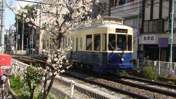 Cable Cars In Or Near Tokyo In