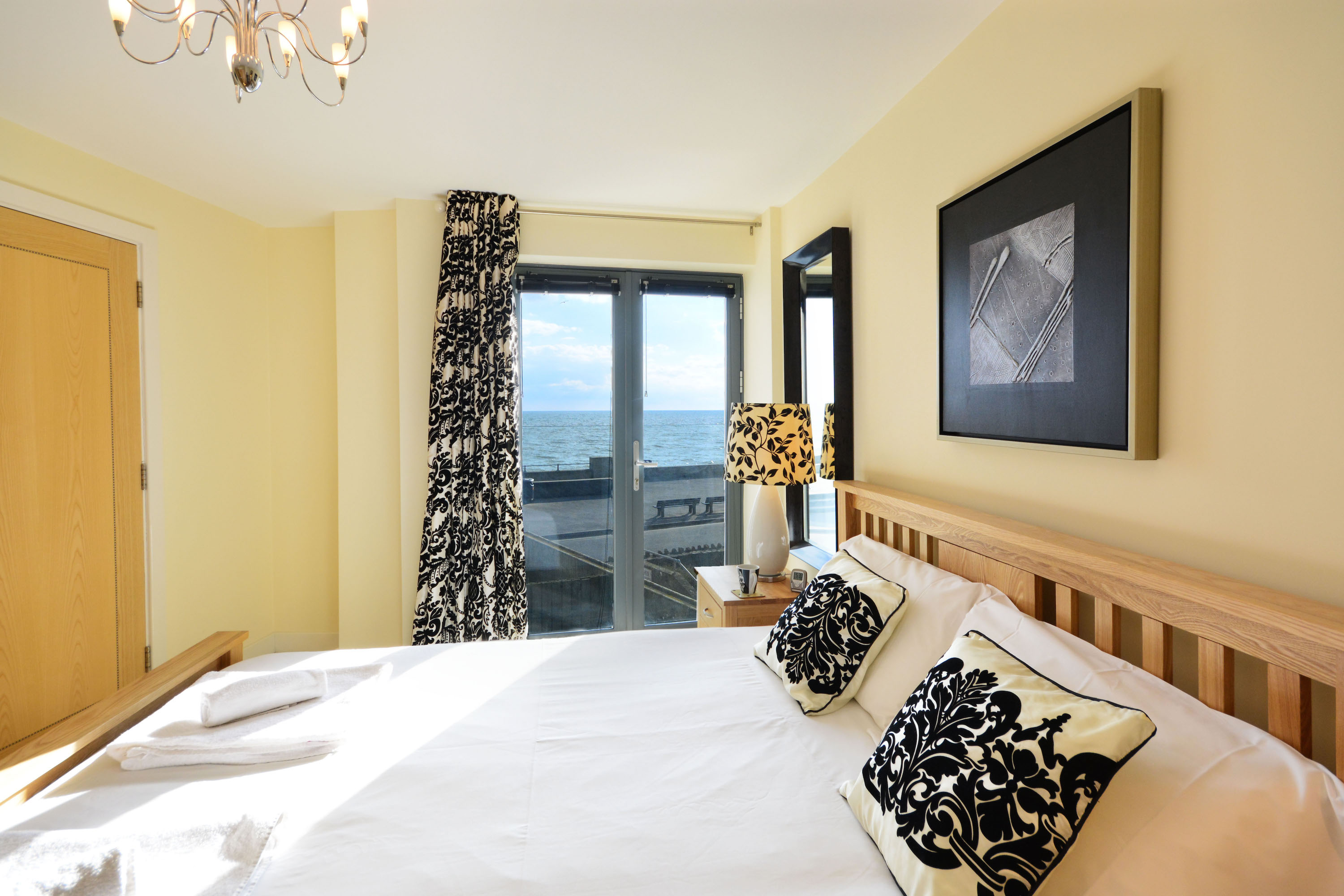 West Bay Apartment West Bay Dorset Luxury Holiday